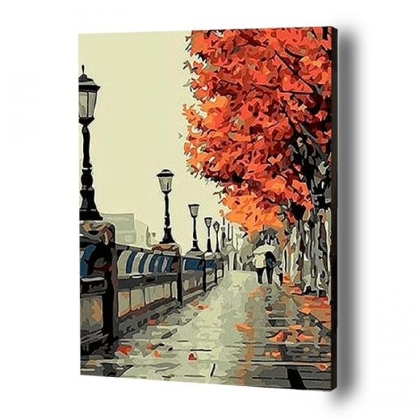 Autumn Paint By Number