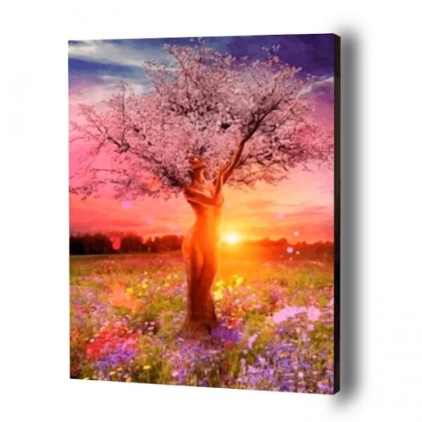 Nature Paint By Number Kit