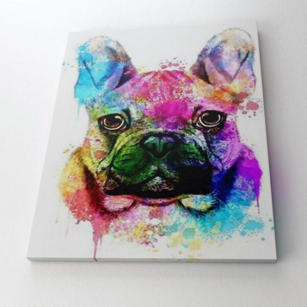 Bulldog Paint by Number